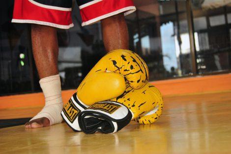 Korzyści z treningu bokserskiego