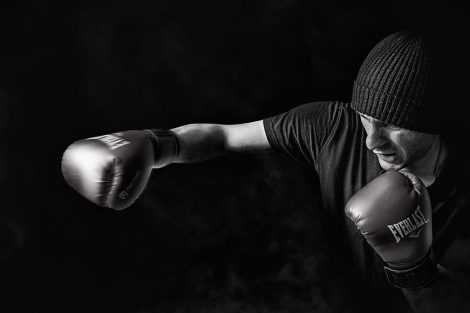 worek treningowy -bokserski