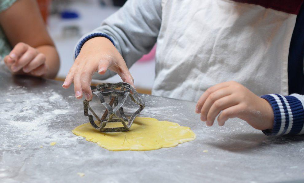 Akcesoria kuchenne dla dzieci