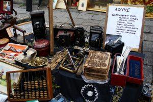 Giełda staroci – raj dla współczesnych poszukiwaczy skarbów