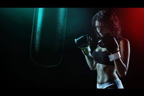 worek bokserski worek treningowy