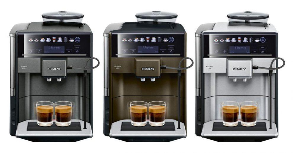Siemens – z miłości do kawy