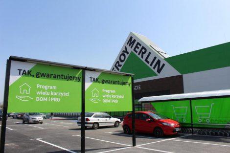 Nowy sklep Leroy Merlin Jabłonna już otwarty!