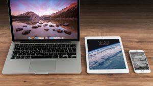 Przegląd produktów Apple