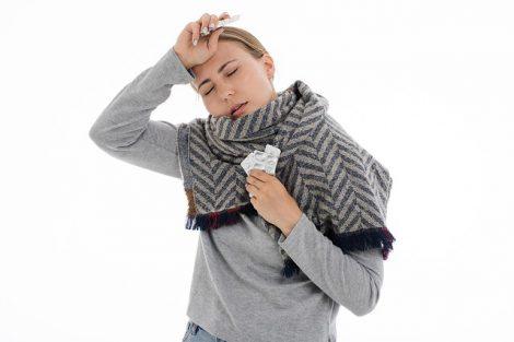 Jak długo zaraża się wirusem przeziębienia?