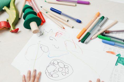 Zabawki, które rozwijają wyobraźnię czterolatka