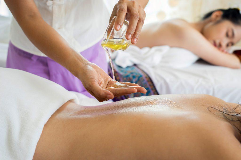 Oleje do masażu
